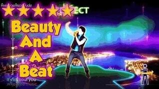 Beauty And A Beat - Just Dance 4