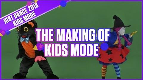 Just Dance 2018 Kids Mode Trailer Making of Kid Friendly Dance Mode Ubisoft (US)