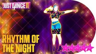 Rhythm of the Night - Just Dance 2019