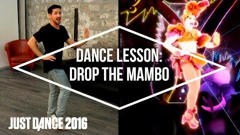 Dance Lessons with Just Dance 2016- Drop the Mambo by Diva Carmina