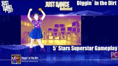 Diggin' in the Dirt - Just Dance 2017