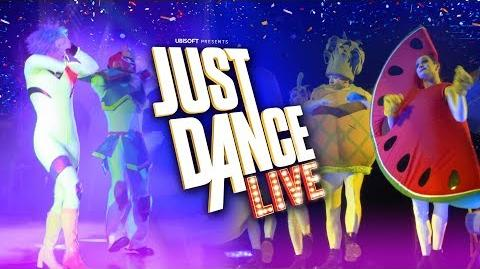 JUST DANCE LIVE is here!