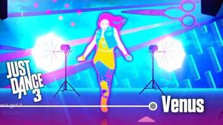 Just Dance 3 - Venus