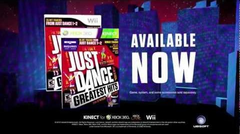 Just Dance Greatest Hits Official Trailer