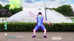 Just Dance Wii u Gentlemen 5 stars autodance wii u