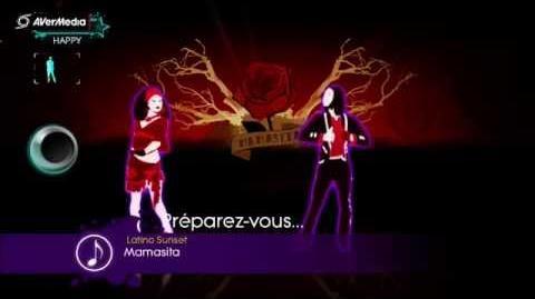 Mamasita - Just Dance 3