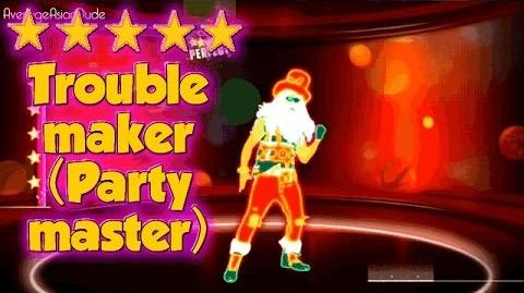 Just Dance 2014 - Troublemaker (Party Master Mode) - 5* Stars -XBOX ONE-