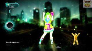 Just Dance 3 The Weather Girls It's Raining Men