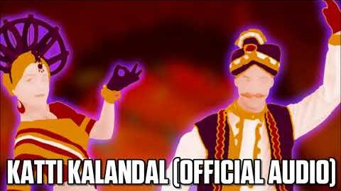 Katti Kalandal (Official Audio) - Just Dance Music