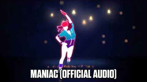 Maniac (Official Audio) - Just Dance Music