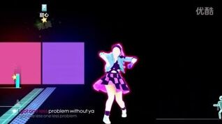 PS4 舞力全开2015 (07)Problem -Ariana Grande feat