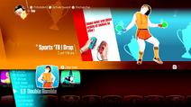 Switchsport menu