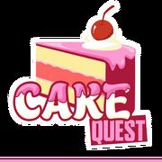 CakeQuest Logo
