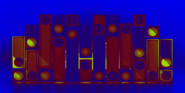 Domino banner bkg