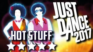 Hot Stuff - Just Dance 2017-0