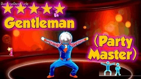 Just Dance 2014 - Gentleman (Party Master Mode) - 5* Stars XBOX ONE