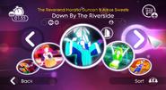 Riverside jd2 menu