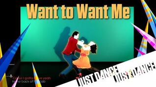 Want To Want Me (Couple Version) - Just Dance 2016