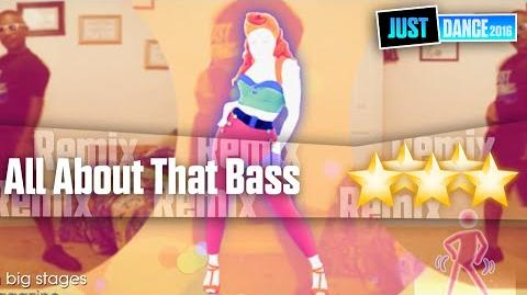 All About That Bass (Community Remix) - Just Dance 2016 (8th-Gen)