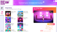 Eyeofthetiger jdnow menu computer 2020