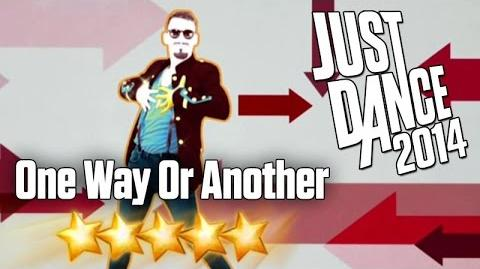 Just Dance 2014 - One Way Or Another (Teenage Kicks) - 5 stars