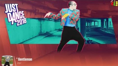 Just Dance 2018 - Gentleman