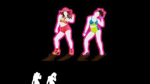 Just Dance 4 Extract Asereje