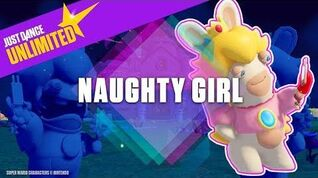 Naughty Girl (Rabbid Peach Version) - Gameplay Teaser (US)