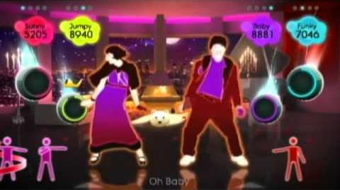 Why Oh Why - Just Dance 2 Gameplay Teaser 2