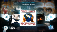 Healtheworld mj menu wii