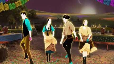 Just Dance 2016 NOGUI Irish Meadow Dance
