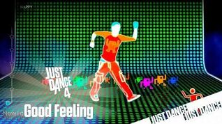 Just Dance 4 - Good Feeling Mashup