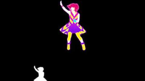 Just Dance 4 Extract Super Bass (Mash-Up)