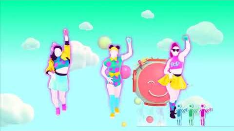Just Dance Now - Bubble Pop! JDN Preview