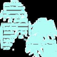 Merengue background element 5