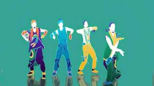 Rising Sun - Just Dance Wii 2 (Extraction)
