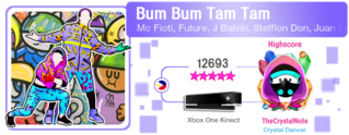 BumBumTamTam M617Score