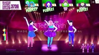 Junto a Ti - Just Dance Now