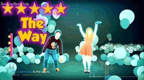 Just Dance 2014 - The Way - 5* Stars