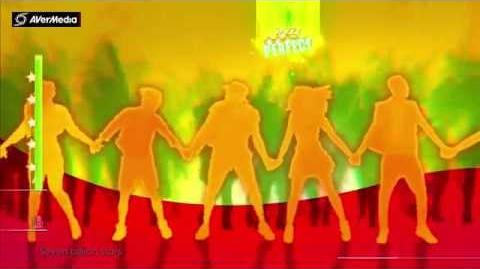 Just Dance 2014 The World is Ours, David Correy ft
