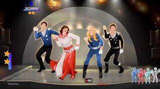 Just Dance 2020 ABBA - Waterloo (MEGASTAR)