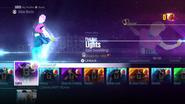 Lights mashup selection