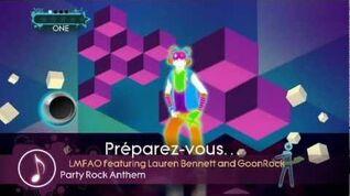 Party Rock Anthem - Just Dance 3-0