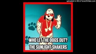 The Sunlight Shakers - Who Let The Dogs Out