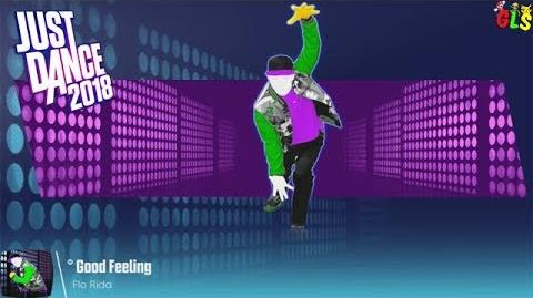 Good Feeling - Just Dance 2018