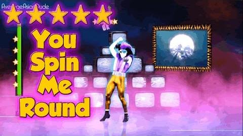 Just Dance 2015 - You Spin Me Round (Like A Record) - 5* Stars