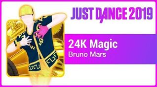 24K Magic (Extreme Version) - Just Dance 2019