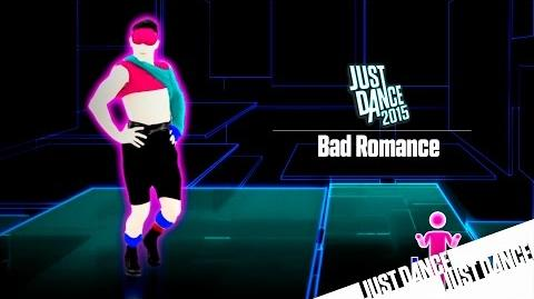 Just Dance 2015 - Bad Romance Coreografia Oficial