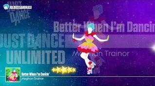 Just Dance 2016 - Better When I'm Dancin' 5* Stars