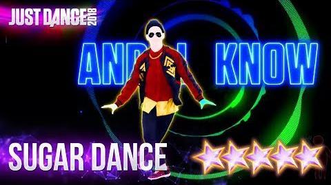 Just Dance 2018 Sugar Dance - 5 stars